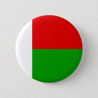 Madagascar 2 Inch Round Button