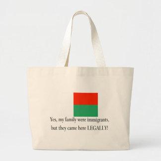 Madagascar Canvas Bags