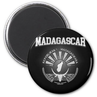 Madagascar Coat of Arms Magnet