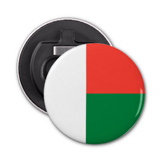 Madagascar Flag Bottle Opener