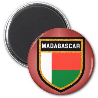 Madagascar Flag Magnet