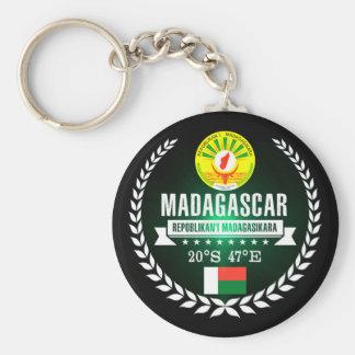 Madagascar Keychain