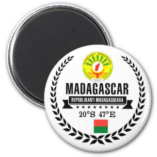 Madagascar Magnet
