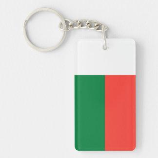 Madagascar – Malagasy Flag Keychain