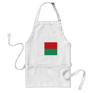 Madagascar National Flag Apron
