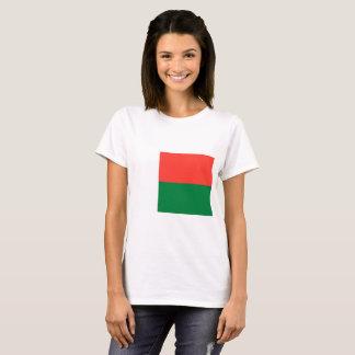 Madagascar National World Flag T-Shirt