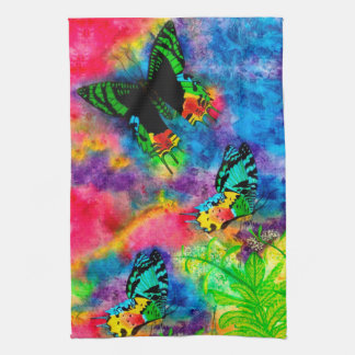 Madagascar Splash Hand Towel
