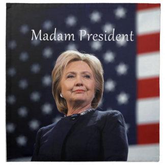 Madam President Style 1 Napkin