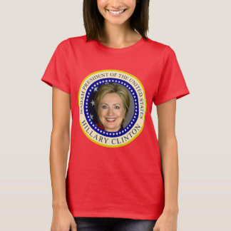 Madam President the United States Hillary Clinton T-Shirt