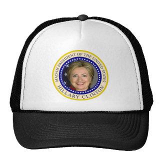 Madam President the United States Hillary Clinton Trucker Hat