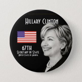 Madam Secretary (Round) 3 Inch Round Button