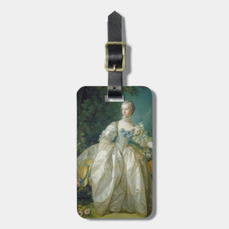 Madame Bergeret, c. 1766 (oil on canvas) Tags For Luggage