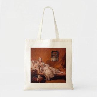 Madame Boucher by François Boucher Budget Tote Bag