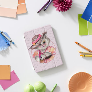 MADAME CAT CUTE iPad mini Smart Cover iPad Mini Cover