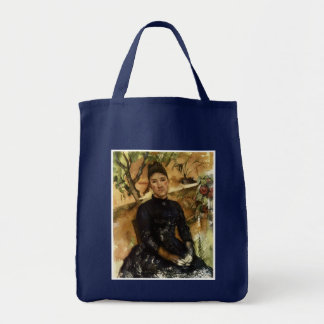 Madame Cezanne in the Conservatory Tote Bag