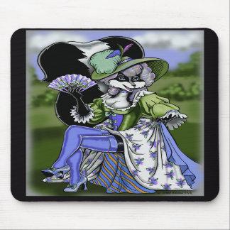Madame de Pew Mousepad