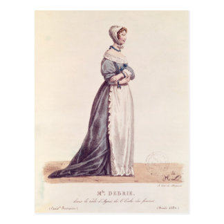 Madame Debrie in the role of Agnes Postcard