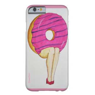 Madame Donut Barely There iPhone 6 Case