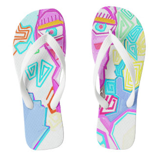 Madame Flip Flops by MAR from Thleudron