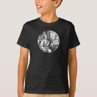 Madame Justice et échelles de l'équité T-shirt