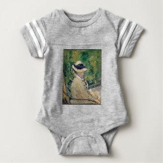Madame Manet (Suzanne Leenhoff, 1830–1906) Baby Bodysuit