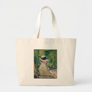 Madame Manet (Suzanne Leenhoff, 1830–1906) Large Tote Bag