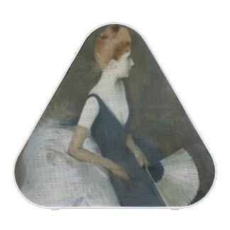 Madame Marthe Letellier Sitting on a Sofa Blueooth Speaker