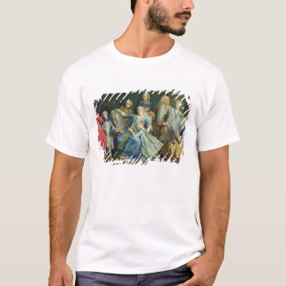 Madame Mercier  Surrounded by her Family, 1731 T-Shirt