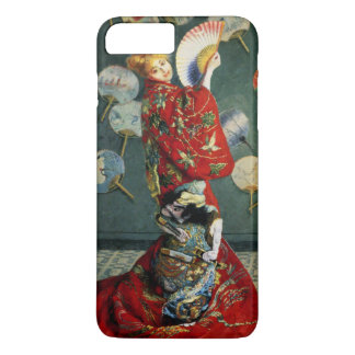 Madame Monet in Japanese Costume by Claude Monet iPhone 7 Plus Case
