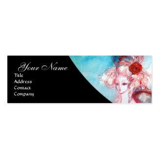 MADAME POMPADOUR Beauty,Salon,Spa ,Makeup Artist Business Card
