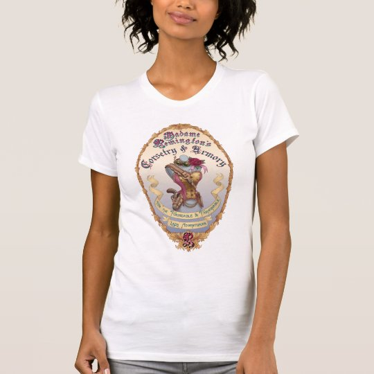 Madame Remington's Corsetry & Armoury T-Shirt