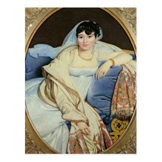 Madame Riviere nee Marie Francoise Jacquette Postcard