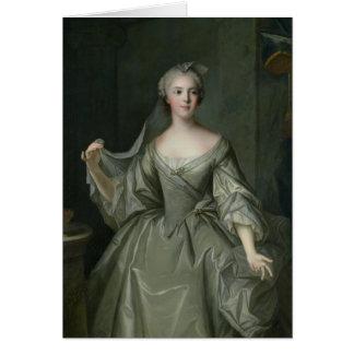 Madame Sophie de France  as a Vestal Virgin Card