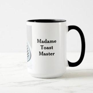 Madame Toast Master Coffee Mug