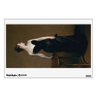 Madame X by John Singer Sargent Wall Sticker