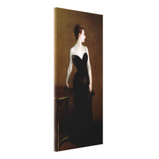 Madame X Gallery Wrap Canvas