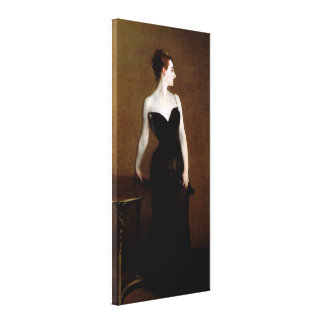 Madame X Stretched Canvas Print