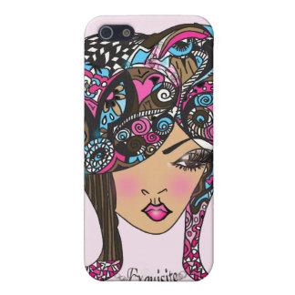Madamoiselle Mimi Le Exquisite Girlie iPhone 4 Case For The iPhone 5
