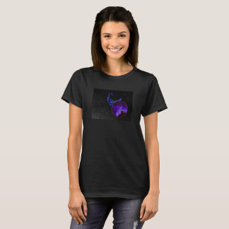Madcap Grin shadows an expansive symmetry T-Shirt