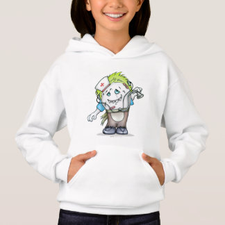 MADDI ALIEN MONSTER CARTOON Hoodie Girl