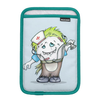 MADDI ALIEN MONSTER CARTOON iPad Mini iPad Mini Sleeve