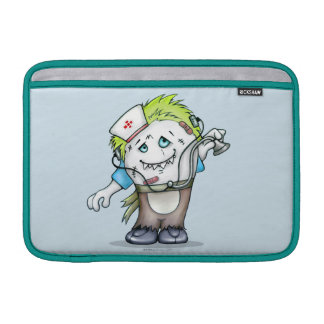 "MADDI ALIEN MONSTER CARTOON Macbook Air 11 "" Sleeve For MacBook Air"