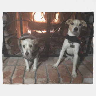 Maddie and Mater Fleece Blanket