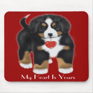 MadDog's My Heart Is Yours Mouse Pad