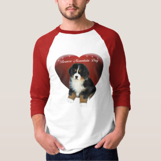 MadDog's Puppy In a Heart T-Shirt
