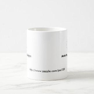 Made By 1-Stitch Productions Basic White Mug
