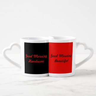 Made for each other couple mugs
