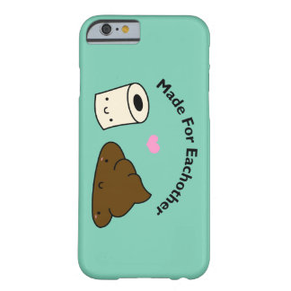 Made for Eachother Barely There iPhone 6 Case