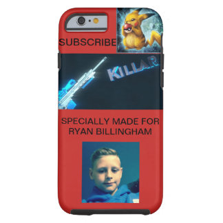Made for Ryan Billingham Tough iPhone 6 Case