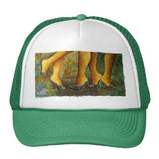 Made For Walkin', Figure Art Trucker Hat (+colors)